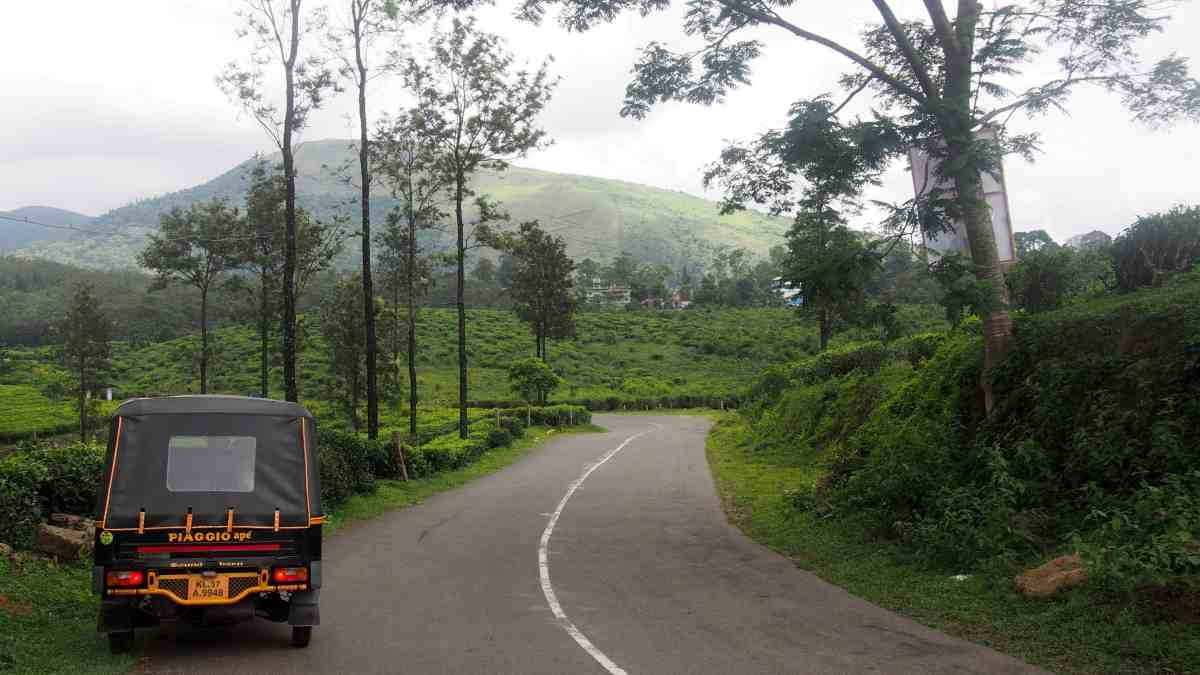 Day Two: Three days in Thekkady - Kuttikkanam, Vagamon, Mottakunnu and Parunthumpara
